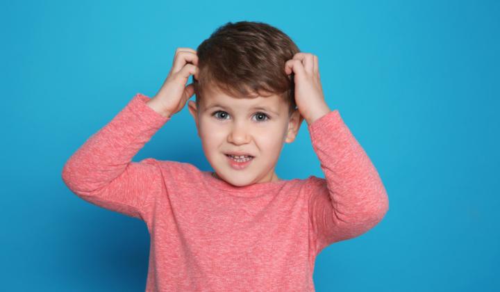 Konsultacja u dermatologa dziecięcego