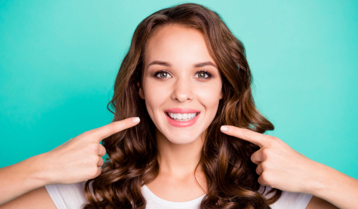 Wybielanie zębów metodą nakładkową
