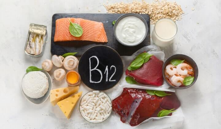 Metabolizm witaminy B12 - badanie genetyczne