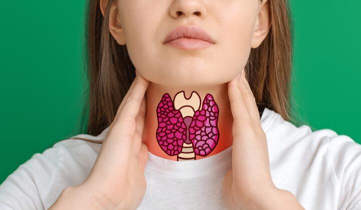 Nadczynność tarczycy - laboratoryjne badania hormonów