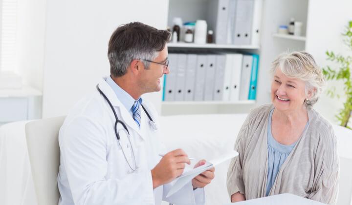 Wizyta u chirurga naczyniowego