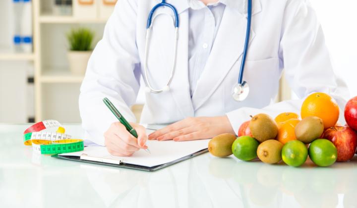 Konsultacja u dietetyka