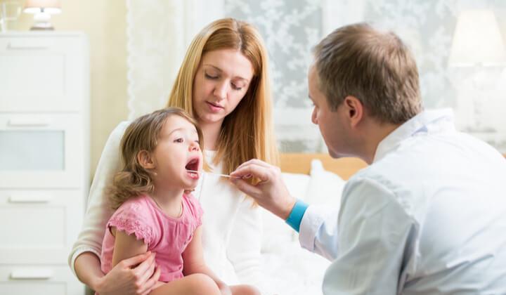 Wizyta domowa lekarza medycyny rodzinnej