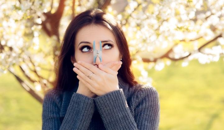 Alergia wziewna - analiza krwi pobranej w domu