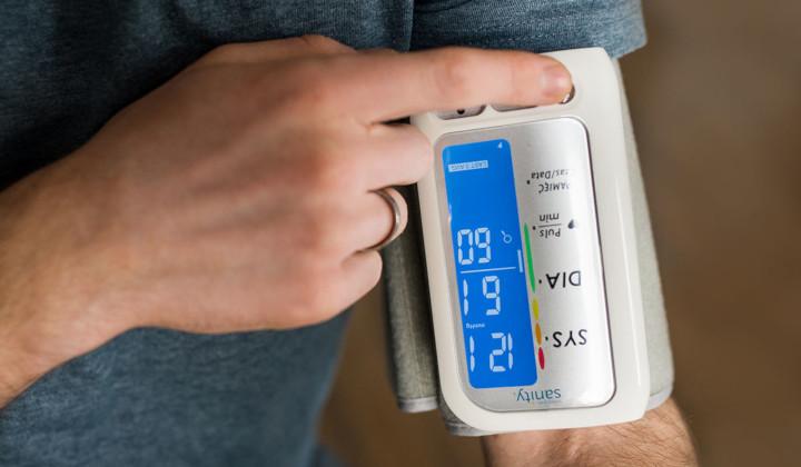 Ciśnieniomierz naramienny Smart Cardio Sanity