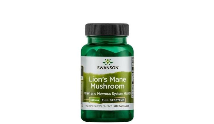 Soplówka jeżowata – suplement diety Lion's mane na prawidłową pracę mózgu