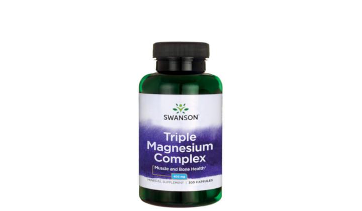 Triple Magnesium complex – magnez wspierający układ nerwowy i mięśnie