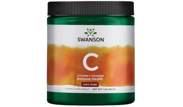 Witamina C 454 g – suplement diety na przeziębienie i grypę