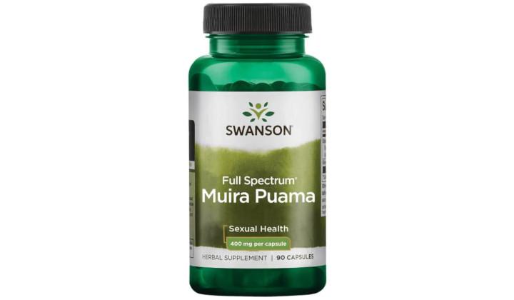 DWUPAK Muira Puama 400 mg na libido