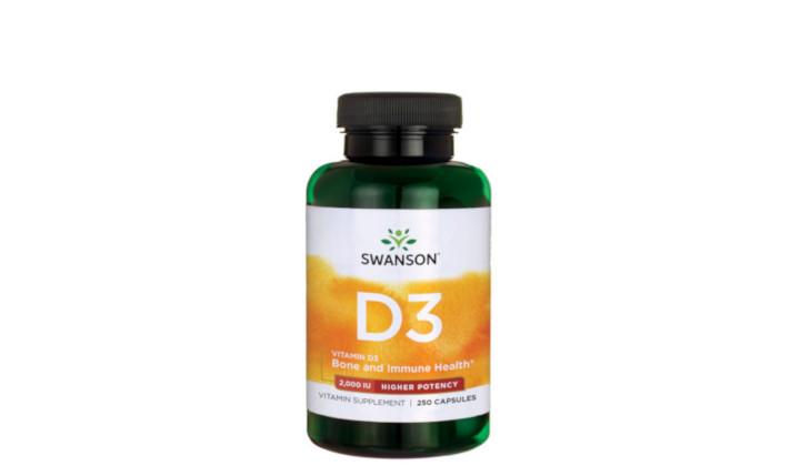 Zestaw witamin na zdrową cerę - Witamina A, E, C i D3