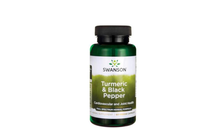 Kurkumina i czarny pieprz – suplement diety regulujący pracę wątroby