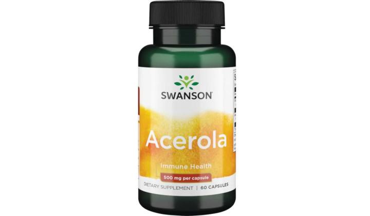 Acerola - suplement diety na odporność