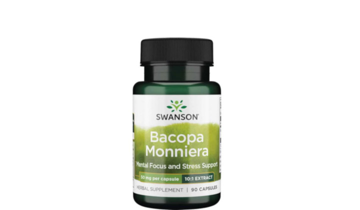 Bacopa Monniera - suplement diety na pamięć