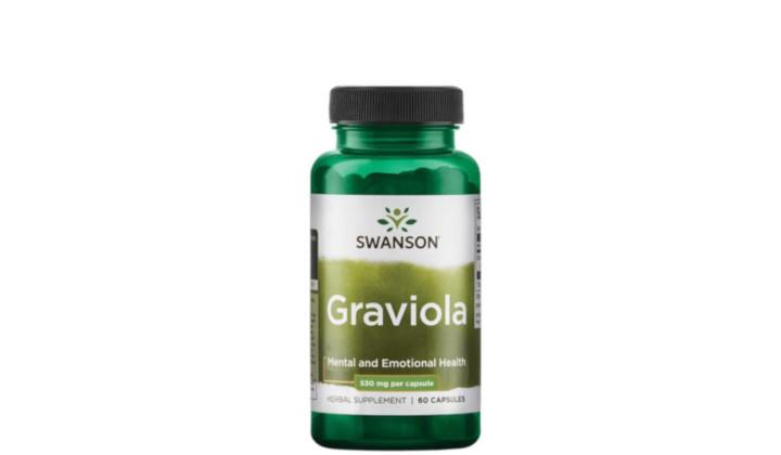 Graviola 530 mg – suplement diety usuwający toksyny z organizmu