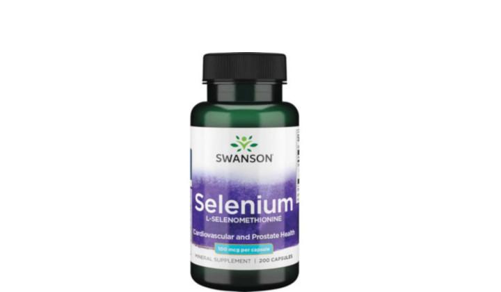 Selen SeLECT 100 mcg – suplement diety poprawiający pracę tarczycy