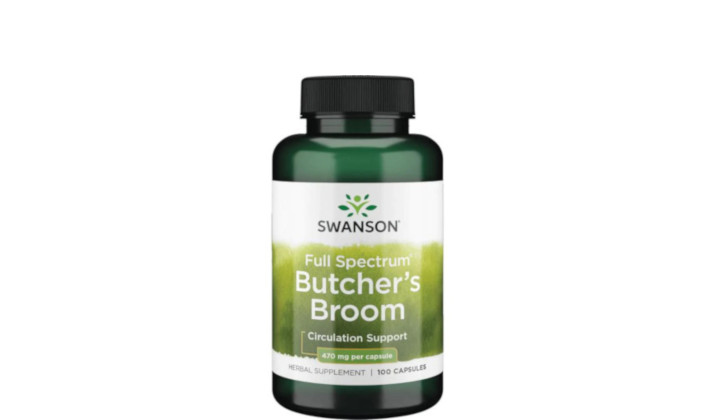 Butcher's broom – suplement diety na krążenie krwi