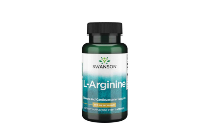 L-arginina 500 mg – suplement diety dla sportowców