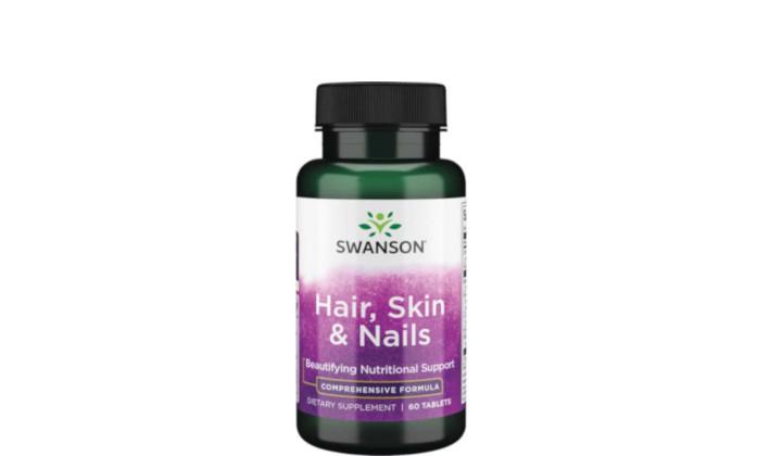 Włosy, skóra i paznokcie – suplement diety na piękny wygląd