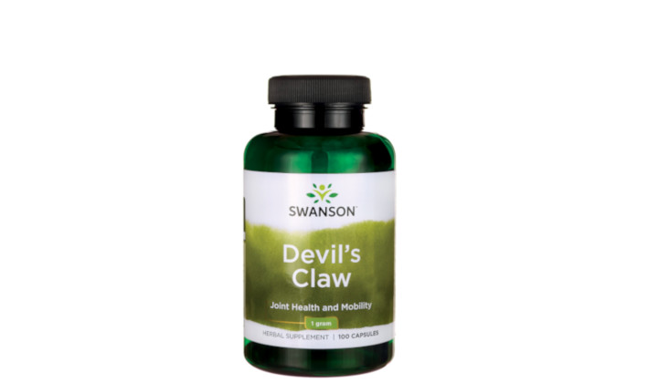 Devil's claw 500 mg - suplement diety na stawy