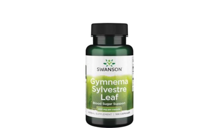 Gymnema Sylvestre 400 mg – suplement diety stabilizujący poziom cukru w organizmie
