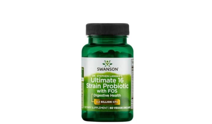 Ultimate 16 Strain formula – probiotyki na odporność i układ pokarmowy
