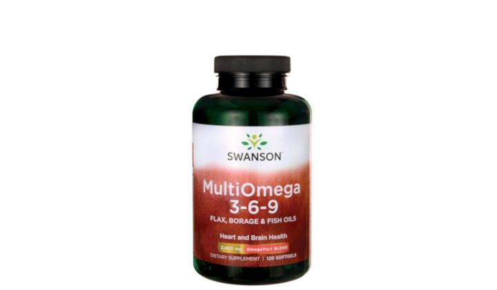 Multiomega 3-6-9 – suplement diety z kwasami Omega