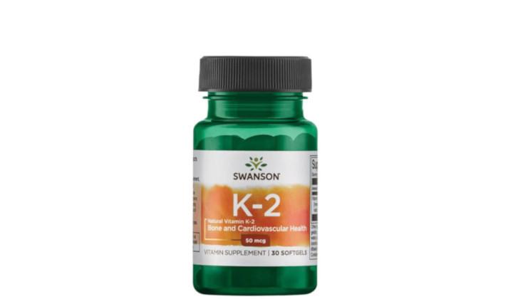 Witamina K2 – suplement diety na zdrowe kości