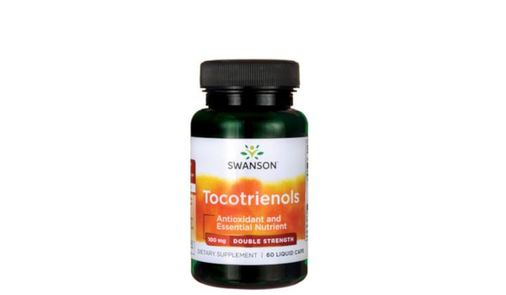 Tokotrienole forte 100 mg – suplement diety na krążenie i mocne kości