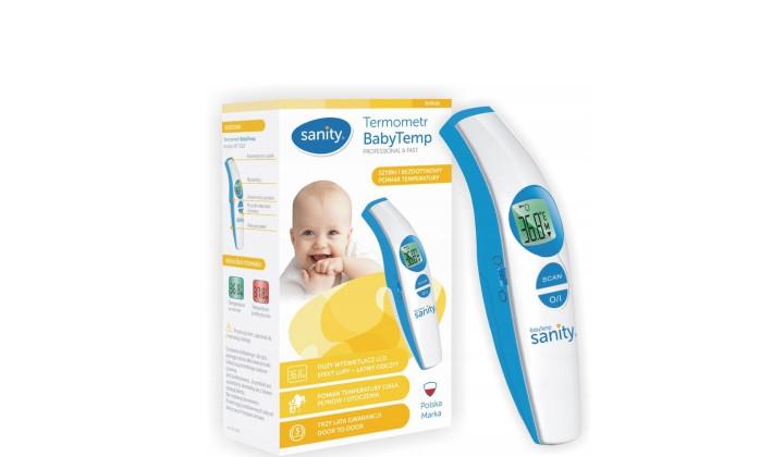 Termometr bezdotykowy Baby Temp