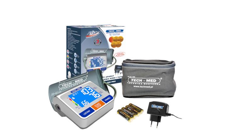 Ciśnieniomierz elektroniczny Tma-500 Pro