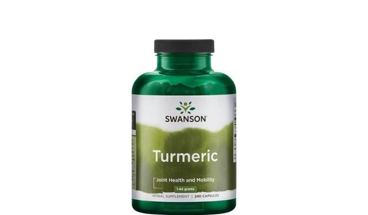 Kurkuma 720 mg – suplement diety regulujący trawienie i pracę wątroby