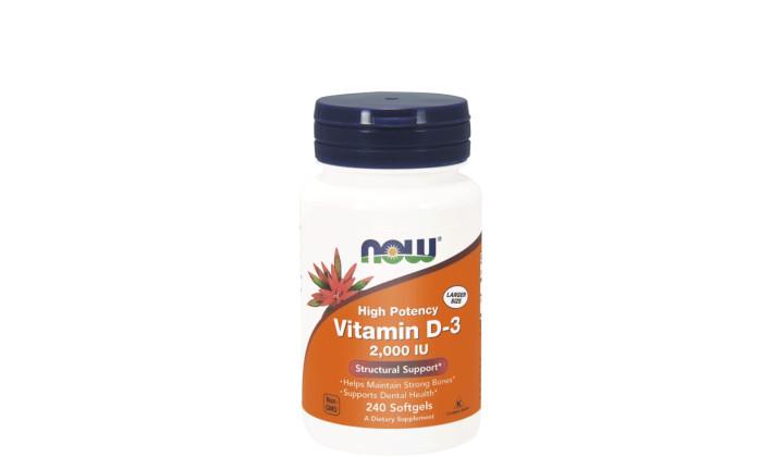Witamina D3 – suplement diety na układ nerwowy, mięśnie i kości
