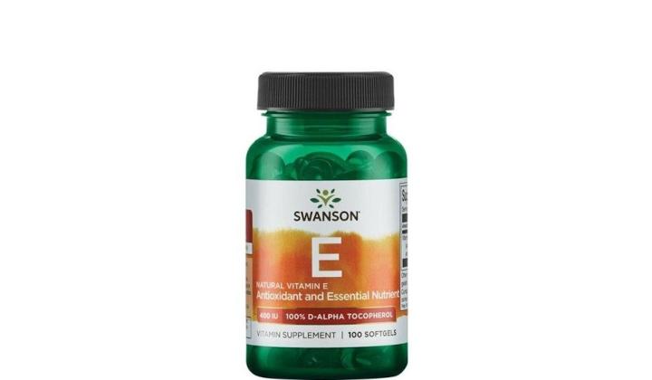 Witamina E 400 IU – suplement diety na zakrzepy