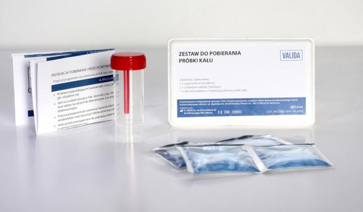 Wysyłkowe badanie na grzybicę jelit - diagnostyka kandydozy jelitowej