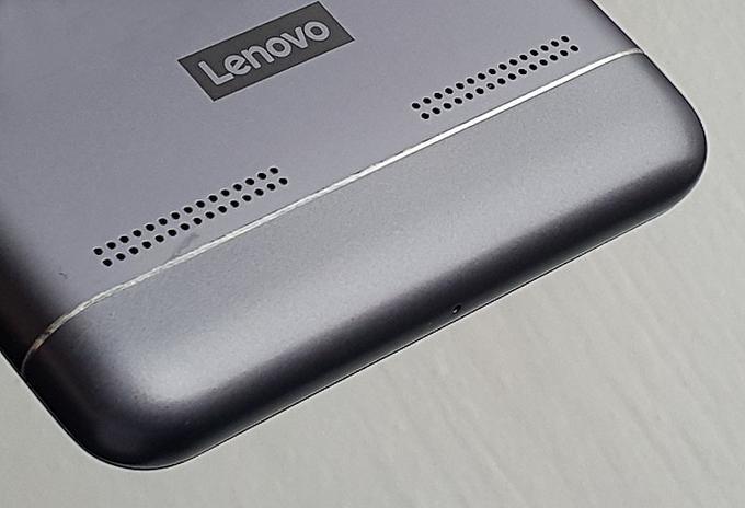 Lenovo K6 głośniki