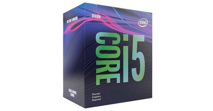 Core i5-9400F box