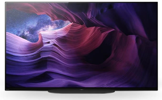 48-calowy telewizor OLED Sony A9 2020