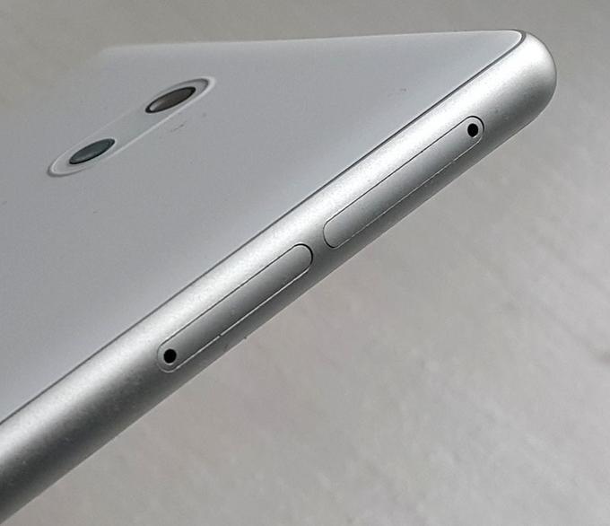 Nokia 3 szufladki