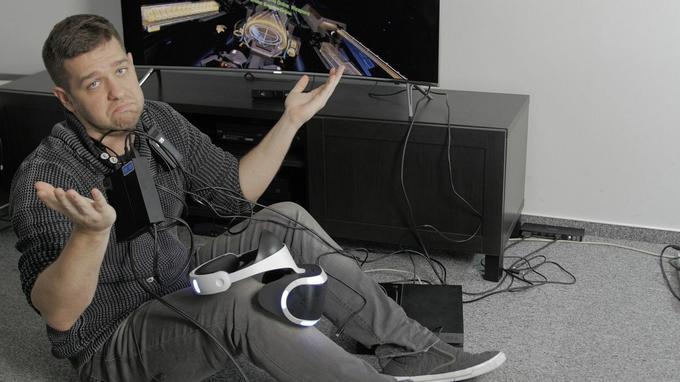VR Problemy