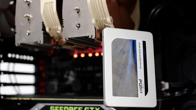 Crucial MX300 LS