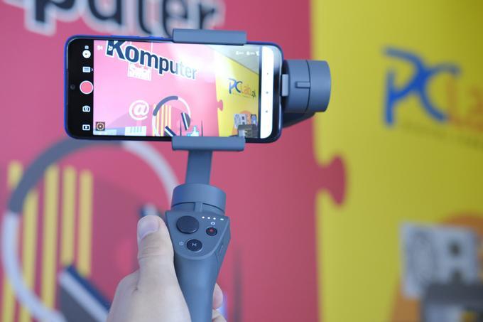 Gimbal do smartfona