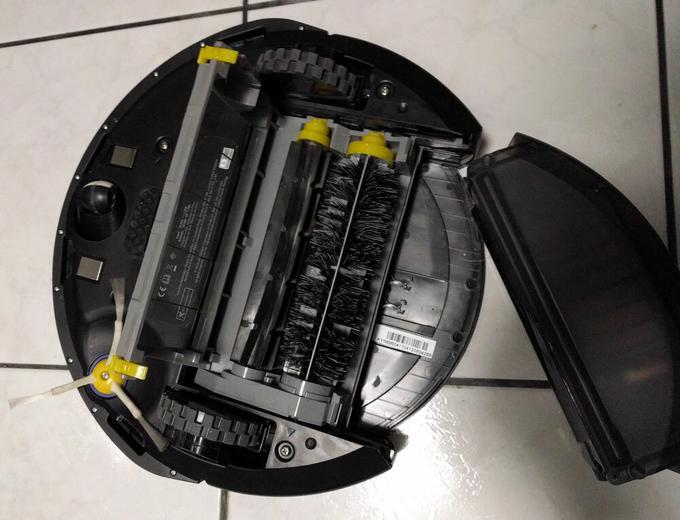 iRobot Roomba 696 - konserwacja urządzenia