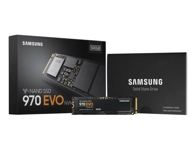 970 Evo 500 GB