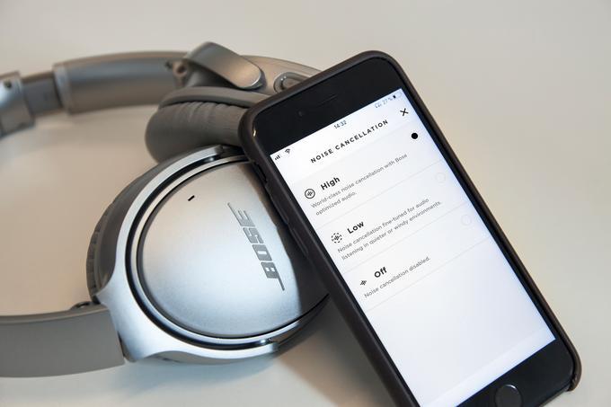 Bose QC 35 II app