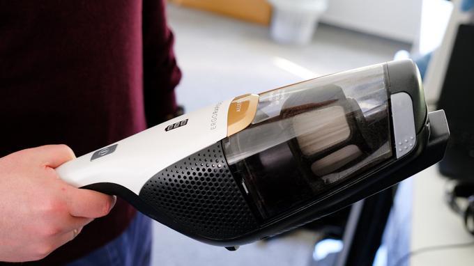 Electrolux Ergorapido – odkurzacz ręczny
