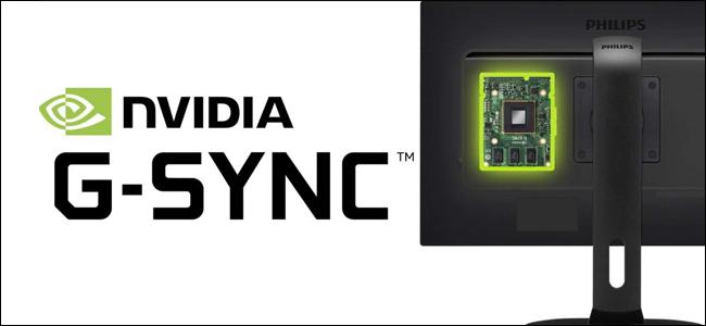Monitor gamingowy z Nvidia G-Sync
