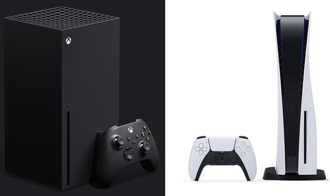 Xbox Series X i PlayStation 5