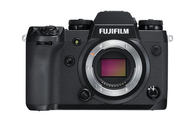 Fujifilm X-H1 to w tej chwili jedyny bezlusterkowiec tej marki ze stabilizowaną matrycą.