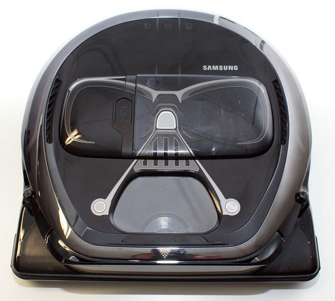 Samsung POWERbot VR10M703PW9 Darth Vader Limited Edition