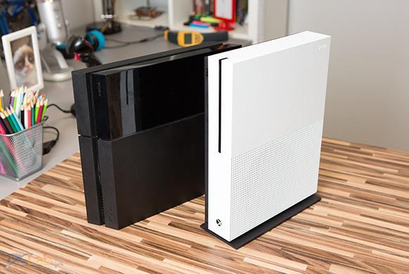 Xbox One S i PlayStation 4 Slim